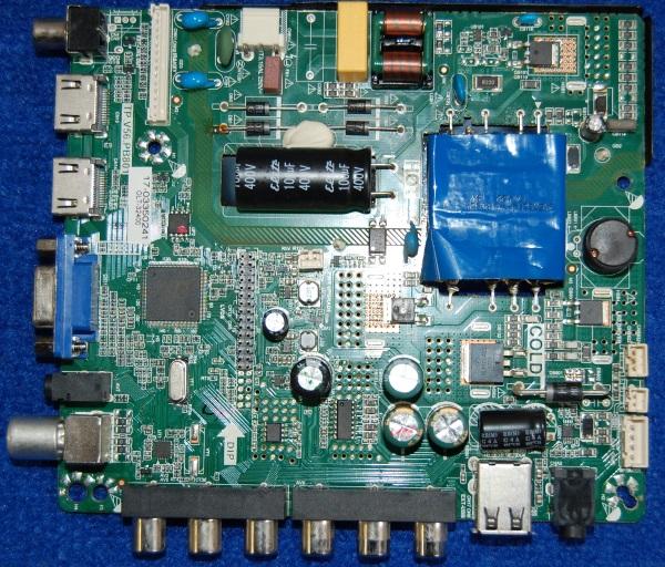Main Board TP.V56.PB801 от телевизора Orion OLT-32400 V1S09