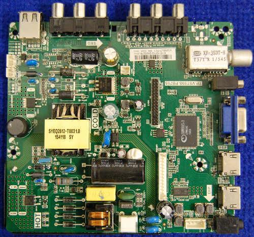 Main Board TP.VST59S.PB755 (V320BJ7-PE1) от телевизора DEXP H32B3100M