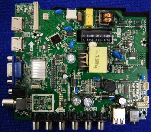 Main Board TP.VST59S.PB816 от телевизора Telefunken TF-LED32S6