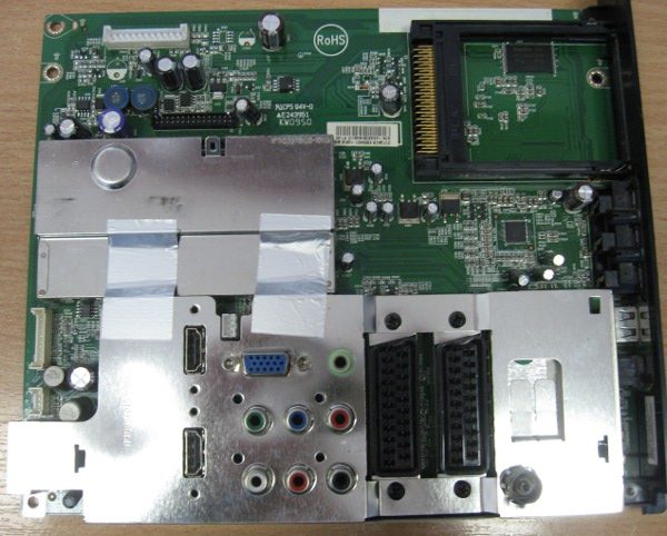 Main Board TQACB2800401 (Основная плата) от телевизора Haier LT26AI