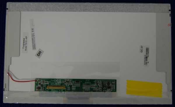 Дисплей TS101-40P от нетбука IRU Smart'MOUV б/у