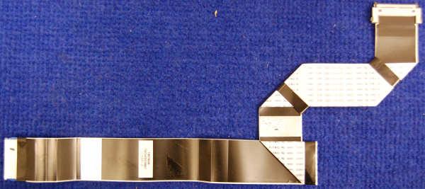 Шлейф 130730A8 TSCKF0170001 от телевизора Panasonic TX-LR42E6