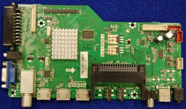 Main Board T.SIS231.T76 (T500HVN01.0) от телевизора DNS M50DM8