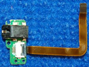Шлейф с разъемом питания TVE911S_KEY_V1.0 от планшета Ritmix RMD-1055
