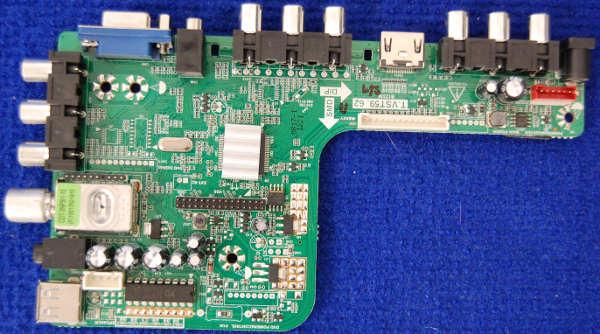 Main Board T.VST59.62 (M215HGE-P02) от телевизора Telefunken TF-LED22S3