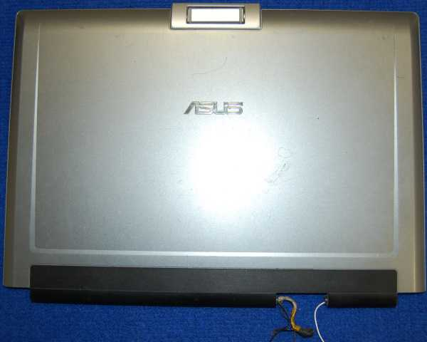 Верхняя крышка корпуса с поворотной Web-камерой от ноутбука ASUS F5N