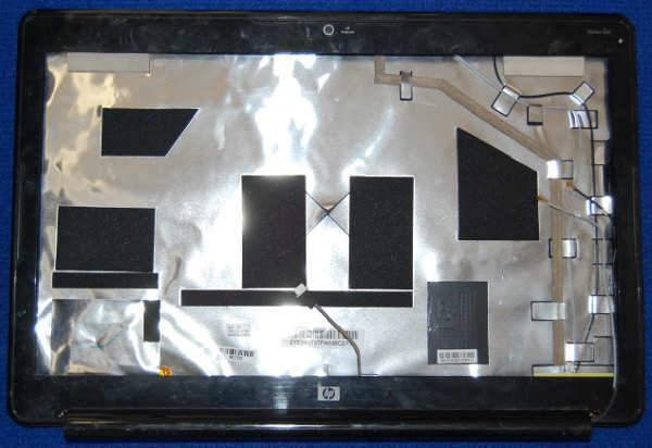 Корпус (верхняя часть) от ноутбука HP dv6-2112er