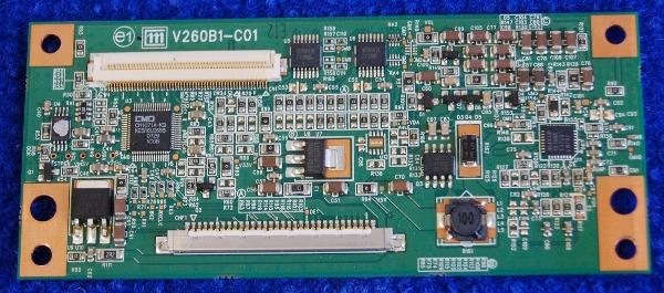 T-Con Board V260B1-C01 от телевизора Sony KDL-26U3000