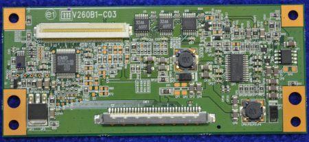 T-con Board V260B1-C03 от LG 26LC41-ZA