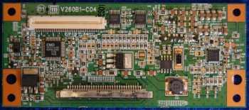 T-con Board V260B1-L04 от телевизора Samsung LE26S81B