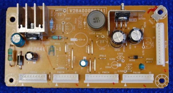 Netzteil Board PE0640 V28A000867A1 от телевизора Toshiba 32AV500PR
