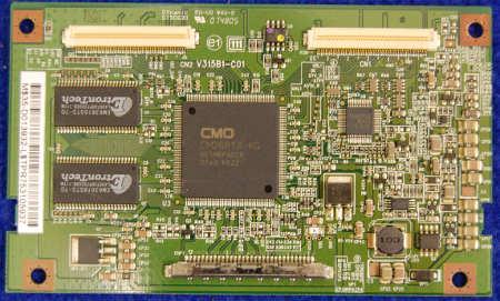T-con Board V315B1-C01 от телевизора Elenberg LVD-3203
