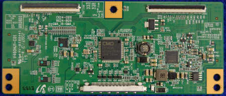 T-Con Board V460HJ1-C01 от телевизора Samsung UE40D5500RW