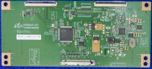 T-Con Board V500HJ1-CE1 от телевизора Panasonic TX-LR42E6