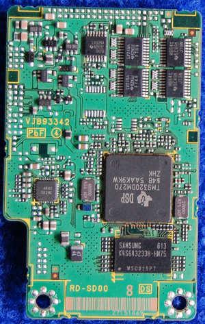 Card Reader interface VEP93342 (VJB93342)