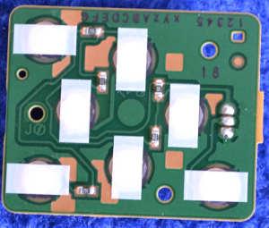 Button Board VO14Z02 от Sony KDL-24W605A
