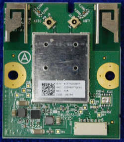 WiFi Module WLU5053-D4 от телевизора Toshiba