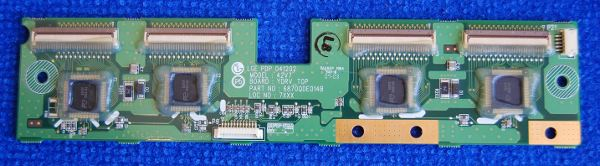 Board YDVR_TOP (6870QDE014B)