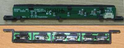Key Controller Board BN41-00749A (Плата с кнопками) от телевизора  Samsung LE40M71B