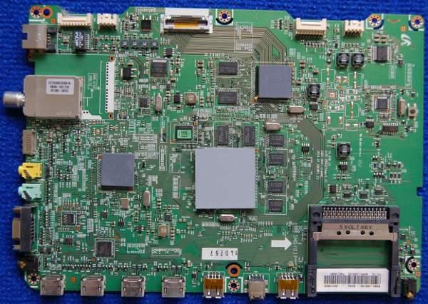 Main Board BN94-04218E BN41-01444C от телевизора Samsung UE55C6000RW
