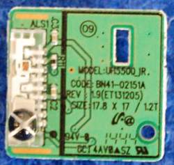 IR Sensor BN41-02151A от телевизора Samsung UE48H6230AKXRU