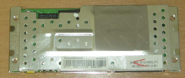 Side I/O with cardreader, USB and SVHS input BN94-01014B(L/F) от телевизора Samsung LE40M71B