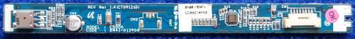 IR Board BN96-13047J CCAAC14HNZ CT091218 от телевизора Samsung UE55C6000RW