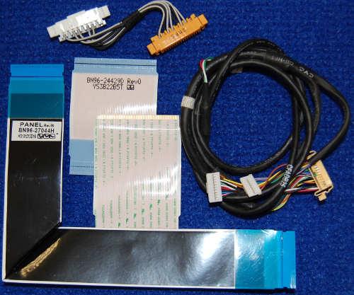 Шлейф BN96-27044H от телевизора Samsung UE40F6400AK