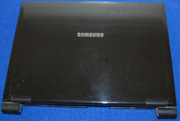 Корпус (вид сверху) от ноутбука Samsung NP-R20Y, б/у