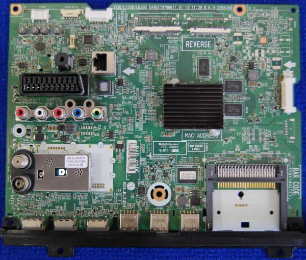 Main Board EAX64797006 EBR76823186 от телевизора LG 39LA620V-ZA