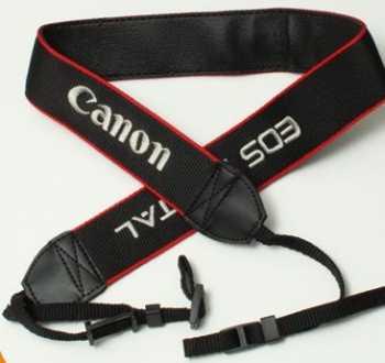 Ремешок наплечный для фотоаппарата Canon 1000D
