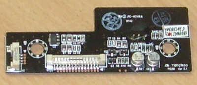 Infrared Remote Sensor JAC-02V0 YW93QK5401P  от телевизора LG 42PQ200R-ZA