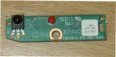IR Board 715g3975-R1A-000-004B от Phillips 22PFL3405/60