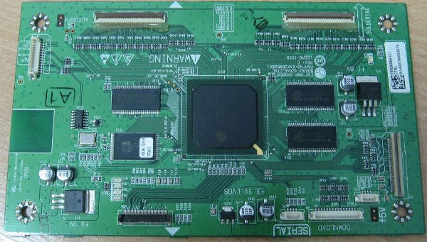 Main Logic Control Board EAX36952801 от телевизора LG42PC51