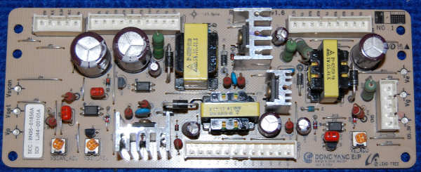 Power Supply Board LJ44-00105A