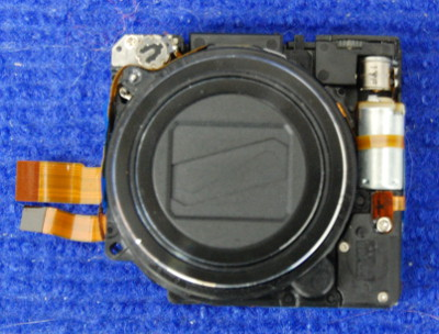Zoom Optical Lens (Объектив) для фотоаппарата Olympus VR-330 VR-350 VR-360 SZ-20 SH-21 D-755 Black (без матрицы)