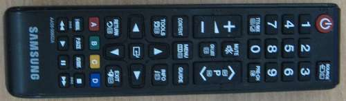 Remote Control (Пульт ДУ) от телевизора  Samsung UE32EH4030W
