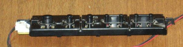 Control board FE266WJ (Плата с кнопками) от телевизора SHARP LC-32D44RU-BK