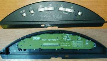 Side Buttons 1-874-221-11 (Панель управления с кнопками) от телевизора Sony KDL-32U3000