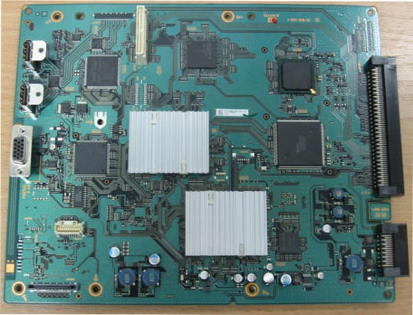 Digital Video Board 1-871-019-12 от телевизора Sony KDS-55A2000