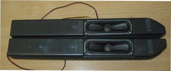 Динамик BN96-12832A (Speaker Set) от телевизора Samsung PS42C433A4WXRU