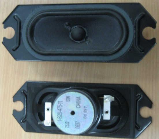 Speaker Set 1-826-475-11(Динамик) от телевизора Sony KDS-55A2000