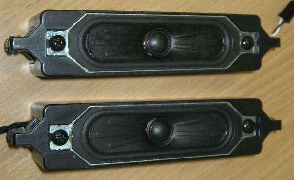 Speaker Set 044400SK000 (Динамики) от телевизора Toshiba 32EL833R