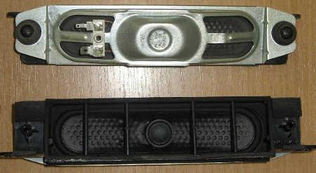 speaker set 41280401 (динамик) от телевизора LG 42LG3000