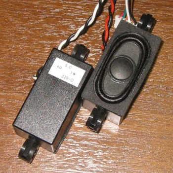 Динамик J20-D (Speaker Set)  от телевизора  Samsung LE40M71B