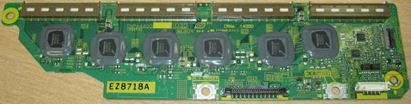 Scan Drive SD Board TNPA4400 от телевизора Panasonic TH-R42PV80