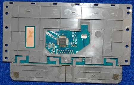 Тачпад от ноутбука Samsung NP535U3C, б/у