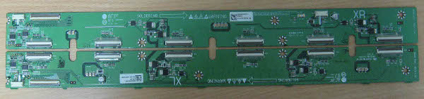 XL-XR Buffer Board EAX36925001, EAX36925701 от телевизора LG42PC51