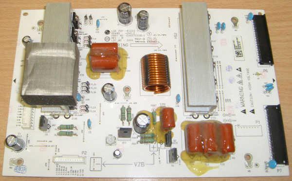 Z-sustain Board EAX57633801 от телевизора LG 42PQ200R-ZA